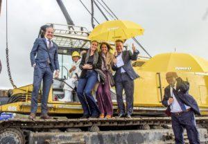 Jumbo geeft startschot bouw gemechaniseerd nationaal distributiecentrum Nieuwegein