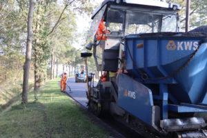 De asfaltinnovaties van KWS in de praktijk