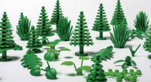 LEGO gaat bioplastic gebruiken, plastic uit natuurlijke bron