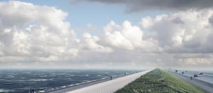 Rijkswaterstaat gunt project Afsluitdijk aan consortium Levvel