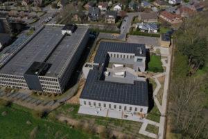 Linea Trovata voorziet AZ Sint-Lucas Brugge van efficiënte HIT KURO zonnepanelen