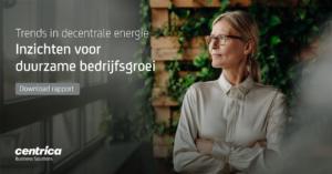 Decentrale energieopwekking populair onder bedrijven
