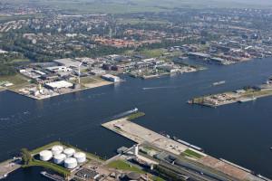 Boring onder Noordzeekanaal: nieuwe stap uitbreiding Amsterdams warmtenet