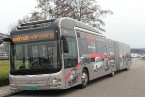 Nieuwe MAN Lion's City GL kan duurzaam, veel passagiers vervoeren