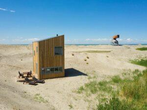 Marker Wadden eerste zelfvoorzienende eiland van Nederland
