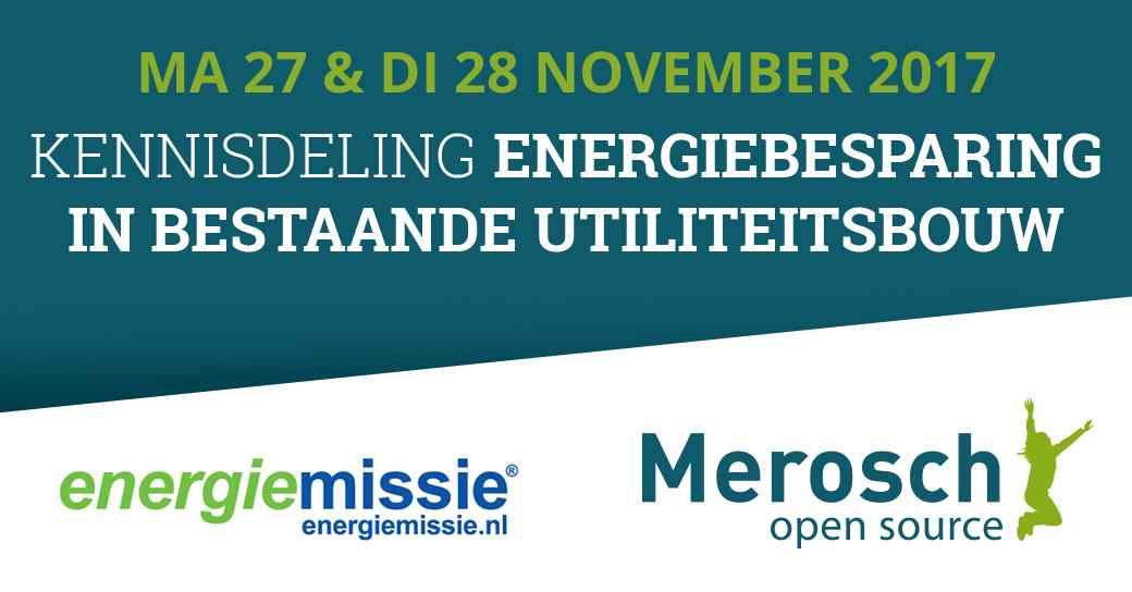 Merosch Open Source: 'Energiebesparing in de bestaande utiliteitsbouw'