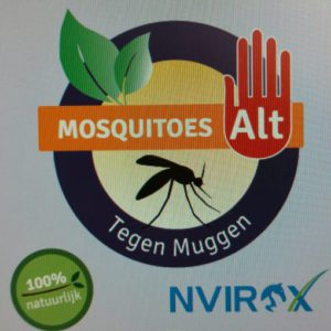 Last van muggen – in huis – rondom huis