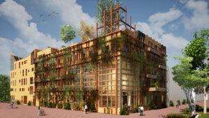 Wooncoöperatie De Warren gaat 36 duurzame sociale- en middeldure huurwoningen bouwen
