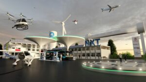 Groningen Airport Eelde start NXT Airport, programma duurzaamheid/innovatie