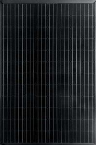 Panasonic introduceert volledig zwart zonnepaneel met hoge efficiëntie