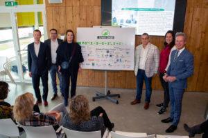 Natuur en Milieufederaties ondertekenen Green Deal Groene Daken