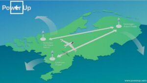 Start proef met elektrisch vliegen Nederlandse luchthavens