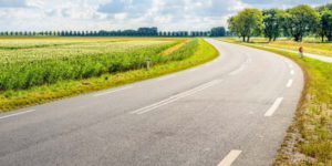 Provincies testen asfalt met 93 procent gerecycled materiaal