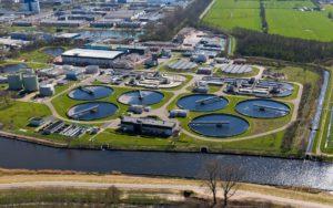 Opening eerste fabriek met kant-en-klare kunstmest uit afvalwater