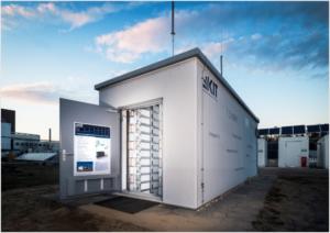 SOLARWATT levert zijn eerste megawatt project op met MyReserve