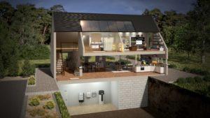Solarwatt ontwikkelt zonnepaneel voor 'Nederlandse klimaat'
