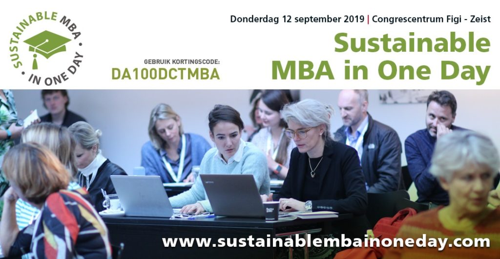 Sustainable MBA in One Day 2