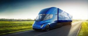 BREYTNER bestelt eerste Tesla Semi vrachtwagen voor Nederland