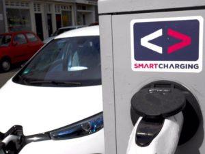 Elektrische auto's benutten als buffer energienet