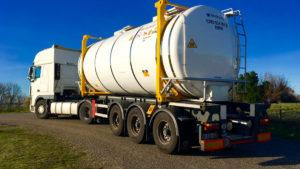 PDENH investeert in duurzame tankcontainers van CPT.  Lichtgewicht container drukt logistieke kosten