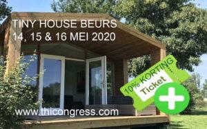 Tiny House Beurs – 14, 15 en 16 mei in IJmuiden