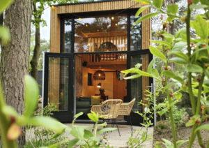 Vakantieparken in Friesland het meest duurzaam