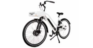 Stap op uw eigen bedrijfs E-Bike van Tulpfietsen!