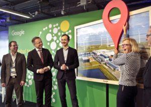 Google's datacentrum draagt EUR 800 miljoen bij aan Nederlandse economie