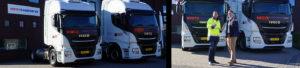 Voets Transport kiest opnieuw voor duurzaam transport met IVECO Stralis LNG