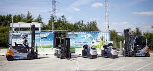 Colruyt opent nieuw waterstofstation
