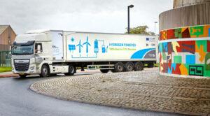 Eerste 44 ton waterstoftruck gaat de baan op: Europese primeur