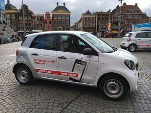 Groningen omarmt Witkar autodelen