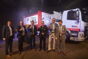 VDL presenteert eerste elektrische voertuigen voor afvalinzameling
