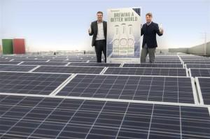 Zonnepanelen: duurzaam op weg naar een groen HEINEKEN Nederland