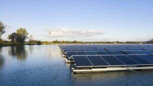 Vergunning verleend voor drijvende zonnepark Beilen