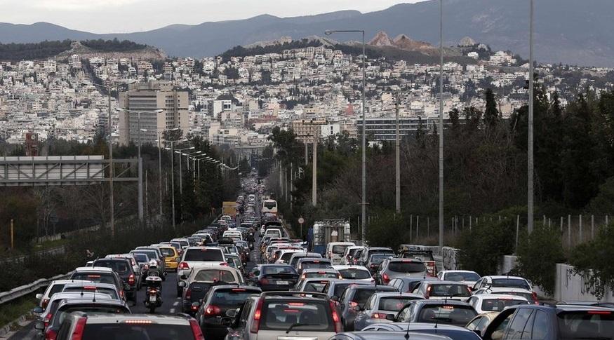 Vier Wereldsteden Bannen Dieselvoertuig Tegen 2025