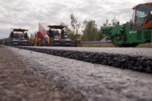 BAM Infra Nederland: demonstratietuin voor duurzaam asfalt op A73