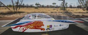 Winnend wereldkampioen zonneracen  Nuon Solar Team breekt record