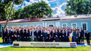 Internationale overeenkomst voor energieonderzoek in Litouwen