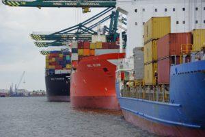 Haven van Antwerpen streeft naar energieneutrale sluizen