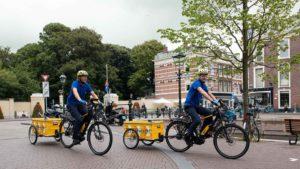 Wegenwacht pechhulp per fiets van start