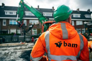 BAM Infra: duurzame ambities behalen hoogste niveau CO₂-Prestatieladder