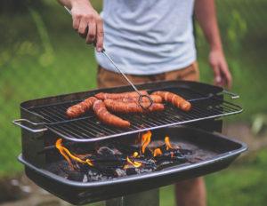 Avansstudenten: barbecueën op duurzame graskool