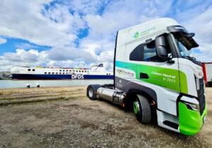 Don Trucking en DFDS Logistics: volledige transparantie van de logistieke keten