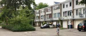 Bernisse/Alm eerste Klimaatstraat in Zwolle