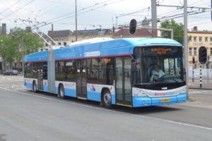 Arnhemse trolleybus 2.0: Euregio investeert 4 miljoen euro