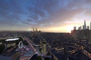 """Philips Lighting: """"Slimme steden zijn dichterbij dan u denkt"""""""