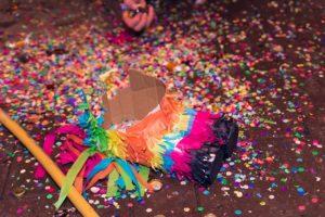 Stichting Kielegat voert statiegeld in op confetti