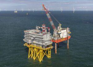 Offshore project Borssele Beta klaar om windstroom aan land te brengen