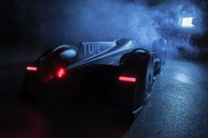 InMotion wil als eerste team aan Le Mans meedoen met elektrische raceauto